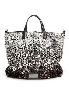 Valentino crystal handbag love