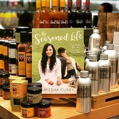 Just an Ayesha Curry cookbook surrounded by some NFM faves. The Girl and The Fig treats are a must have from Sonoma, or just pay them a visit for some good eats. Grove 45 olive oil is so smooth and tasty. We always stock extra cases to ensure our shelves are stocked until the next harvest. Throw a little Round Pond syrups in a cocktail and you're all set! @ayeshacurry @grove45evoo @figgirl @roundpondestate #ayeshacurry #cookbooks #cookbookaddict #roundpond #thegirlandthefig #grove45… Ayesha Curry, Fig Recipes, Fig Food, Whiskey Bottle, Olive Oil, Pond, Harvest, Cocktails, Smooth
