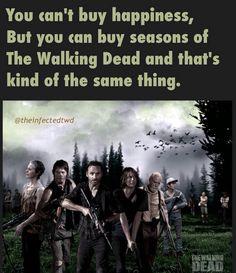 So true for a TWD fan!