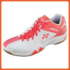 Yonex SHB-SC5 LX-coral orange-size 9 - Athletic shoes for women (*Amazon Partner-Link)