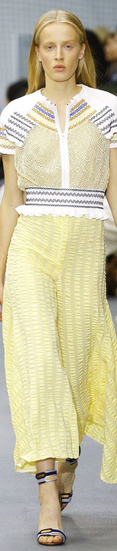 Peter Pilotto - SPRING 2016 READY-TO-WEAR