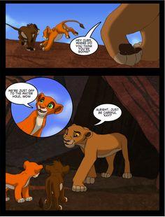 Kiara's Reign page 3 by TC-96.deviantart.com on @DeviantArt