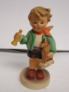 Vintage 1986 Collectible Goebel M J Hummel Quot To Market