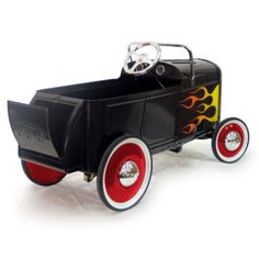 Hot Rod Pedal Car.