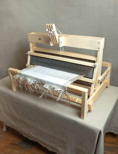 "25"" Table Loom, 4 Shaft"