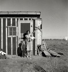 Dorothea Lange: 1935