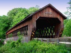 The Ashtabula County Covered Bridge Tour In Ohio