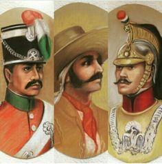Mexican Dragoons. (1836-1847) Mexican Army, Mexican American War, Military Art, Military History, American Uniform, Alta California, Mexico Culture, Western Caribbean, Mesoamerican