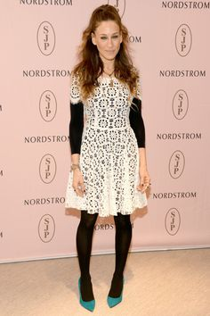 Dolce & Gabbana -  Presenting the SJP Collection at Nordstrom, 2014.
