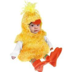 Infant Baby Duck Costume #infant #babyduck #halloweencostumes
