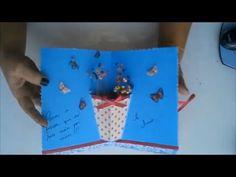 Diy/ Cartão para dia das mães
