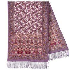 Printed woolen palantines with silk fringe, cm Paisley, Pride And Glory, Woolen Scarves, Russian Folk, Kerchief, High Art, New Product, Merino Wool, Bohemian Rug