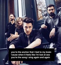 the anchor // bastille