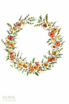 illustrated-floral-wreaths-5