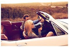 Summer time sadness. Women in cars. (Pinned by 4autoinsurancequote.com - Insurance for her, by her)