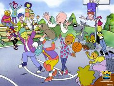 When I was a little kid I would sit in the living room and eat cheese balls watching Doug!!! Oh the good old days