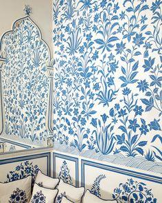 Bar Palladio in Jaipur, by Neil Davenport
