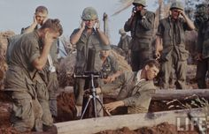 This series by Burrows shows the only USMC ground operation ever conducted in the Mekong Delta, an amphibious assault in Kien Hoa Province by the Special Landing Force and BLT 1/9 in January 1967 and called DECKHOUSE V.