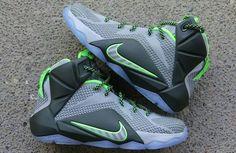 Nike LeBron 12 Dunkman
