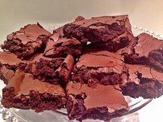 Brownie fit (sem glúten) | Blog de Receitas, Gastronomia e Bem Estar| Papo Gula