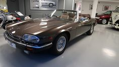 1988 Jaguar XJS 5.3 V12 Convertible Auto For Sale in Louth Lincolnshire