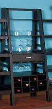 Shelves Ladder Style Shelving Wine Rack Livingroom Dining Room Kitchen