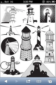 Couples tattoo idea: small simple line lighthouse for one and small simple ship or steering wheel for other