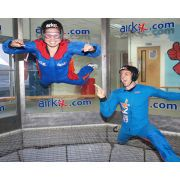 this looks like fun !!!  Airkix Indoor Skydiving Experience for Two