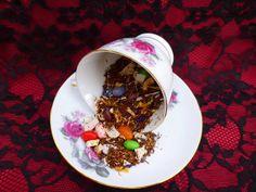 Items similar to Jelly Fruit Rooibos Tea on Etsy Jelly Fruit, Loose Leaf Tea, Teas, Pudding, Homemade, Desserts, Food, Fruit Jam, Tailgate Desserts