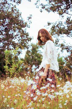 Fashion: A prairie-tale romance #dailymail