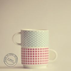 polka dot mug... need I say more?