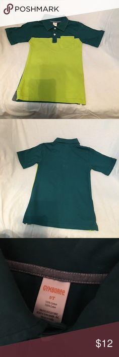 Boy's Polo Shirt Boy's Polo Shirt by Gymboree Gymboree Shirts & Tops Polos