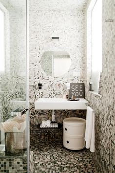 If you want to make the best of your small bathroom but you'…