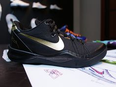 "Nike Kobe VIII Elite PS ""Gold Collection"" – Release Date"