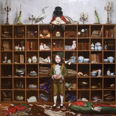 Kellie Laughman: Studio Project- Museum and Exhibition