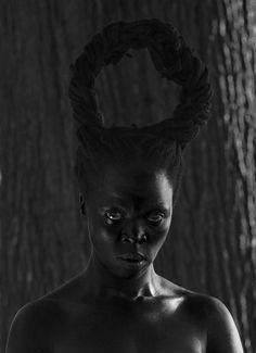 Zanele Muholi's Transformations - The New York Times