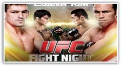 [Annonce] UFC Fight Night 29 : Maia vs.Shields