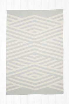 """""""Tove"""" Teppich in Grau, 5 x 7 Fuß - 100"""