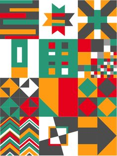 OKC Modern Quilters: BOM