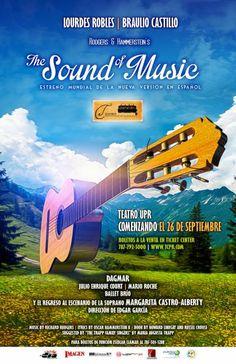 The Sound of Music @ Teatro Universidad de Puerto Rico, Río Piedras #sondeaquipr #soundofmusic #teatroupr #riopedras #sanjuan