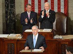 """Leia abaixo o discurso do Primeiro Ministro de Israel, Benjamin Netanyahu, em uma sessão conjunta do Congresso dos EUA. Segue abaixo a transcrição do discurso de hoje do primeiro-ministro Benjamin Netanyahu (terça-feira 03 de marco de 2015) antes de uma sessão conjunta do Congresso dos Estados Unidos: """"Presidente da Câmara John Boehner, Senador Orrin Hatch,…"""