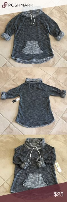 Kensie Performance top. Kensie performance top. Super cute, brand new with tags 65% cotton 35% polyester kensie  Tops Blouses