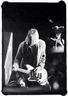 Kurt Cobain Great photography!!