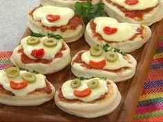 Recetas | Pizzetas | Utilisima.com
