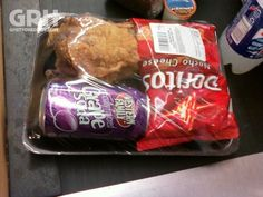 $3.99 Ghetto Lunch Package