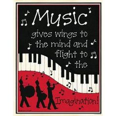 music decorations for classroom | see details gift of music chart music gives wings to