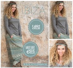 Isla ibiza herfst/ winter collectie 15/16. Www.stylebird.nl