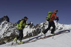 Corse, la Haute Route à ski