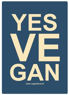 yes, you can go vegan!