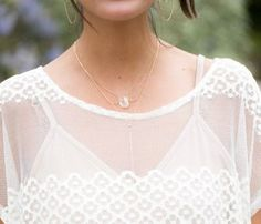 Captured Necklace
